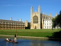 Picture or King's College Cambridge
