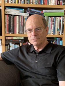 Portrait of Yossi Shiloh